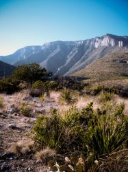 Guadalupe Mountains by firestripe