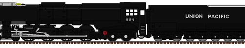 The Union Pacific Ultra 800 by mrbill6ishere