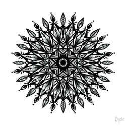 mandala by bjele