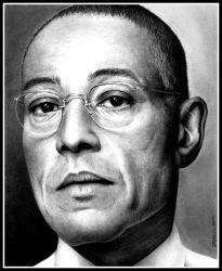 Breaking Bad - Gustavo Fring by Doctor-Pencil