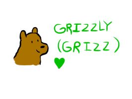 Grizzly by Revenir-Ghoul