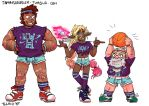 WHAT TEAM by JammyScribbler