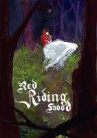red riding hood by tanhuitian