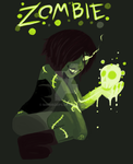 Zombie: Art-Trade by Scarlet-Ajani