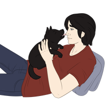 Sirius and Paddy by HideTheDecay