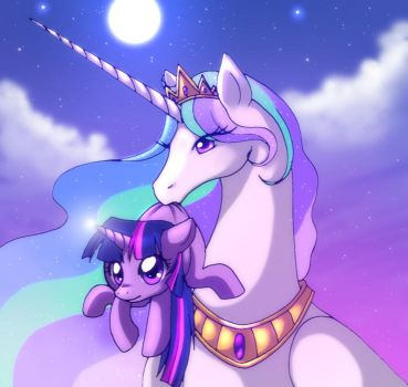 Too much magic by Jacky-Bunny