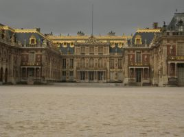 Versailles Palace by simfonic