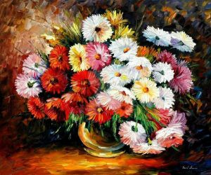 The Return Of Love by Leonid Afremov by Leonidafremov