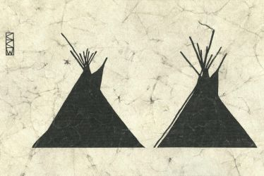 Tipi Study by Crigger