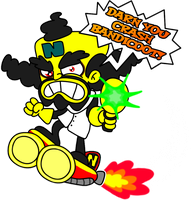 Dr Cortex by diuky