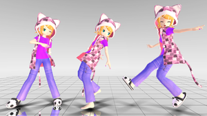 Rin Neko Pink (Download) by Nayuki-chin