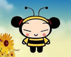 Pucca Sunshine by CrazyFan