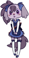 Animal Crossing Adopt 02 [ Sold ] Auction by kitamika