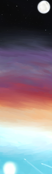 Burning Skies by RiseUndead