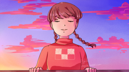 Yume Nikki 14th Anniversary (animated) by Ultipoter