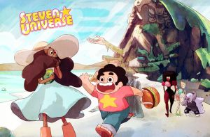 Steven Universe by FLAFLY