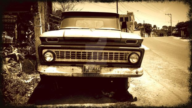Pick up Chevy by yozgt