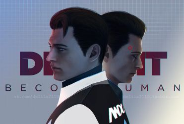 Detroit: Become Human by Delila2110
