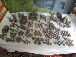 Nurgle army photo... by MOxC
