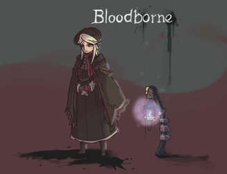 Bloodborne [Plain Doll] by BlazingCobalt