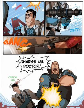 TF2: Be Efficient Be Polite 31 by spacerocketbunny