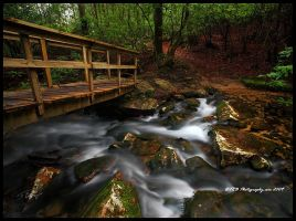 Crossing Over by TRBPhotographyLLC