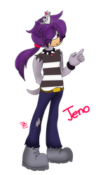 Jeno ::Reference:: by Panderp123