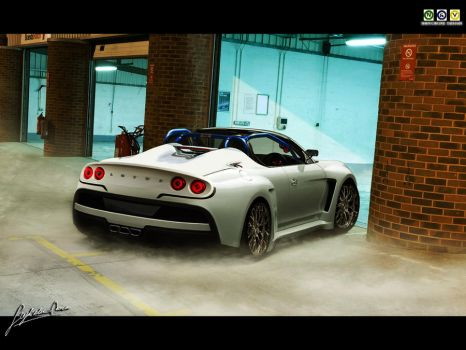 Lotus Elise by Noxcoupe-Design