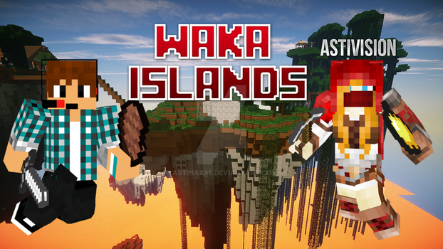 Youtube Thumbnail for my upcoming series ! by Astinax98