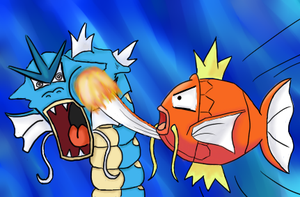 Magikarp Is Boss by Cuttlefish43