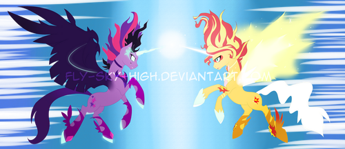 MLP: Mirrored by Fly-Sky-High