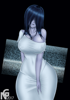 Commission: Onryo by NovaGraph