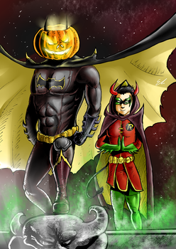 Happy Halloween! by Angryride
