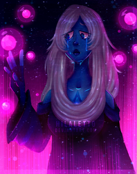 Feeling Blue - SU by Hilaletto
