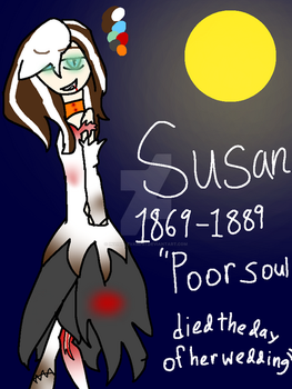 MvA as different monsters Susan by InvisibleVamp97