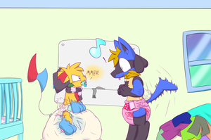 Achievement Unlocked: Poof and More Poof by Drayko-the-Pyro