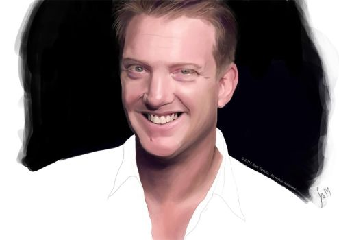 Josh Homme of Queens of the Stone Age by SariSariola