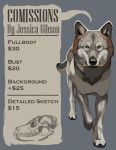 Commission Prices by Servaline