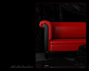 The Red Couch Calendar 2013 by Mavrosh