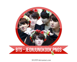 BTS - Jungkook Pack Png by 301295V