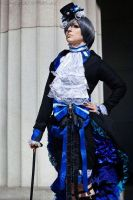 Son of Vincent- Ciel Phantomhive Cosplay by SunshineAlways