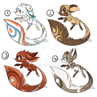 [Adopt] Spice Mice -CLOSED- by Moenkin