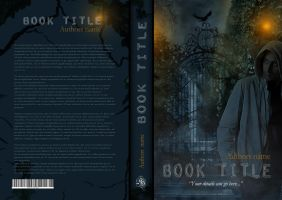 Cathleen Book Cover Challenge - Hooded 8 by Quijuka