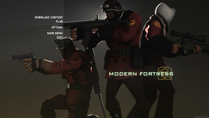 Call of Team: Modern Fortress 2 by Cpt-Sourcebird