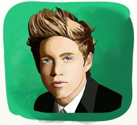 Niall Horan by widfl