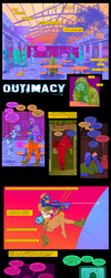 OUTIMACY by C.A.B. ~ Part One by CeeAyBee
