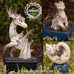 Betula Variants Back in Stock!!! by emilySculpts