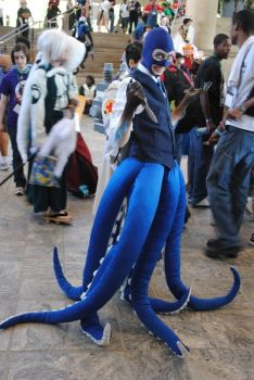 Tentaspy Cosplay by Lithe-Fider