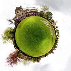 Planet Romsey Church by Samtheengineer