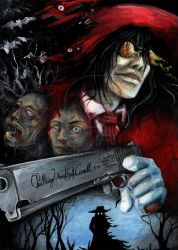 Hellsing (2010) by Artlordchannel